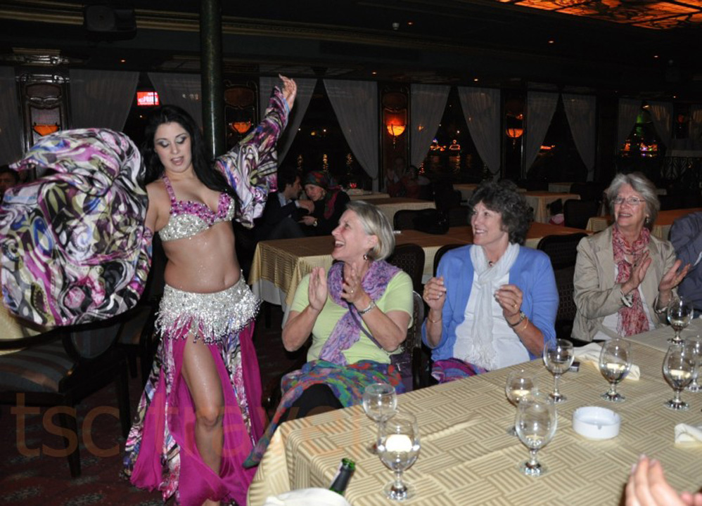 Nile Cruise Dinner With Show