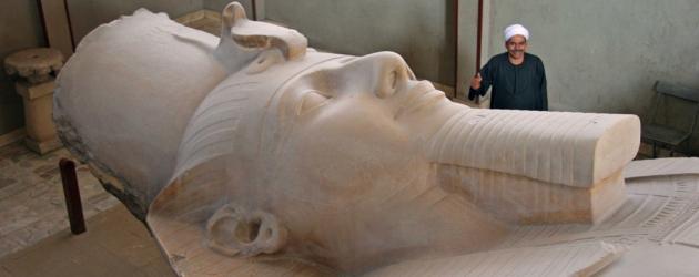 Statue of Ramses,Aswan