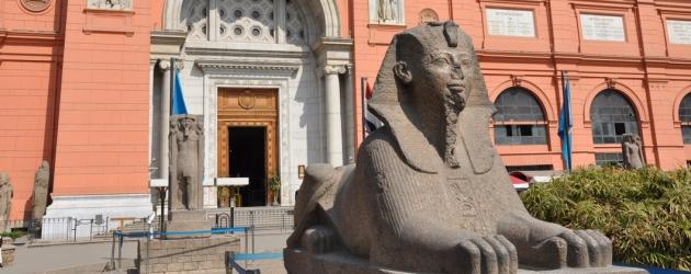 Visit Cairo Museum