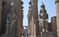 Luxor Temple,Luxor