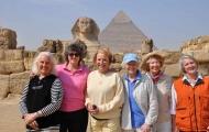 Giza Pyramids & Sphinx,Cairo