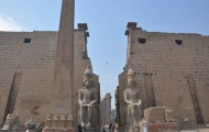Visit to Luxor Temple,Luxor