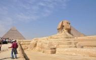 Sphinx,Cairo