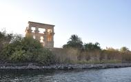 Felluca ride on the Nile River