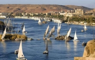 Felluca Ride at Aswan