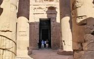 Gate of Abu Simbel