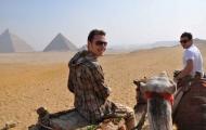 Camel Ride,Pyramids
