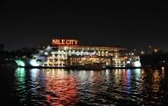 Sailing on Nile