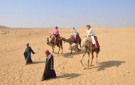 Ride Camel at Desert