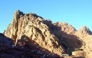 the Mountain of the Sinai