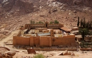 the St.Catherine Monastery